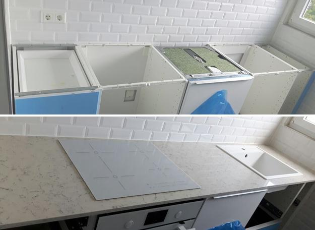 Ikea Kitchens Made To Measure Worktop
