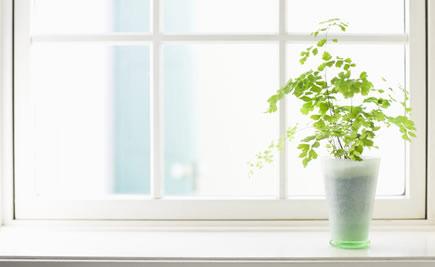 Fensterbänke innen - Moderne Kunststein Fensterbänke innen