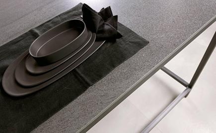 Hoh robuste Keramik SapienStone Platten