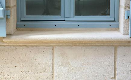Sandstein Fensterbänke - Naturprodukte