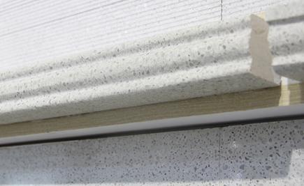 Anspruchsvolle Sandstein Fensterbänke
