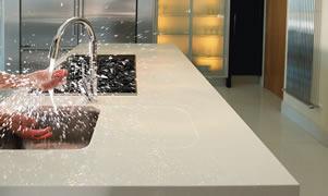 Perfect Silestone countertops
