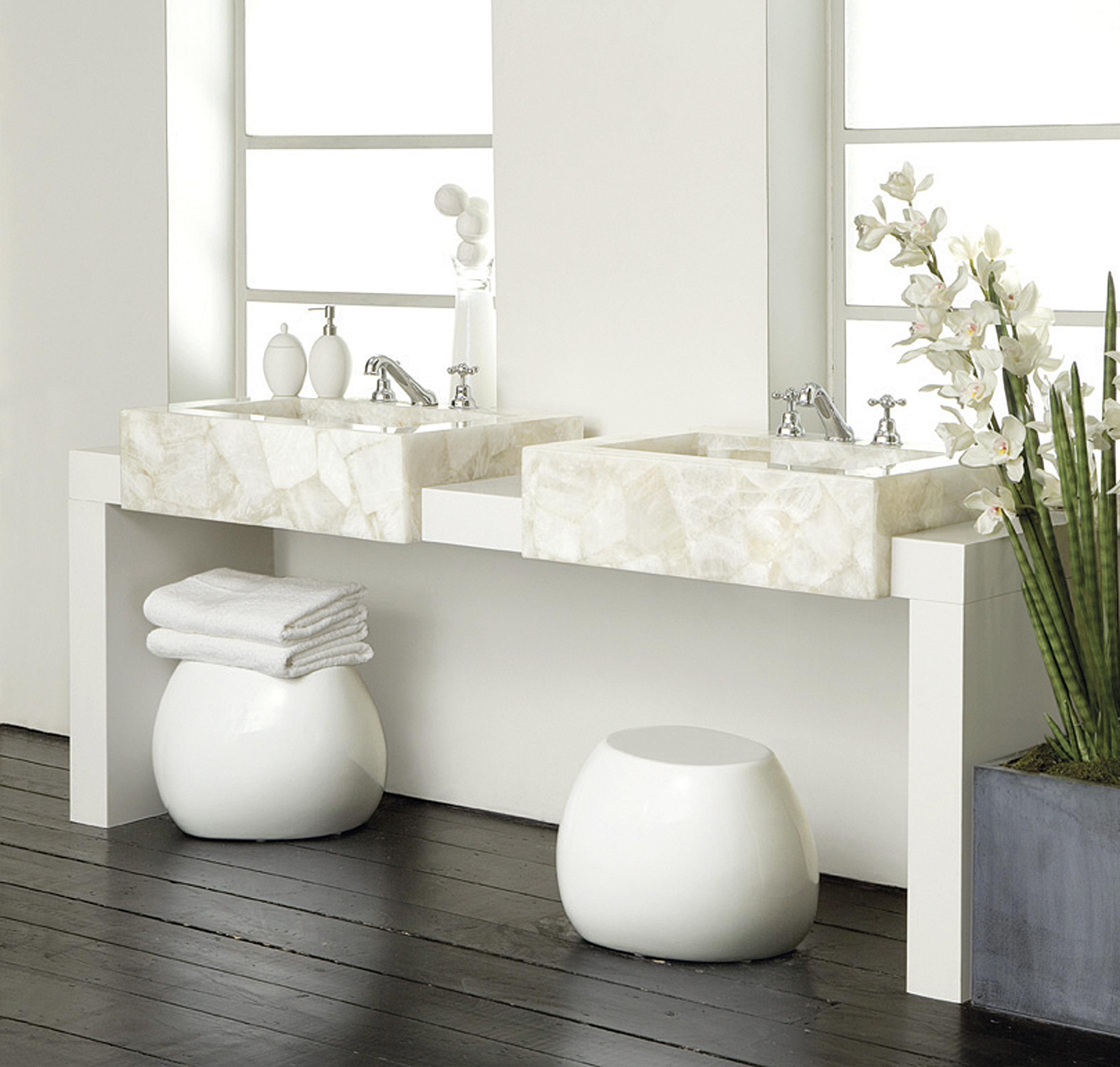 Caesarstone Waschtische - Hygienische Caesarstone Waschtische