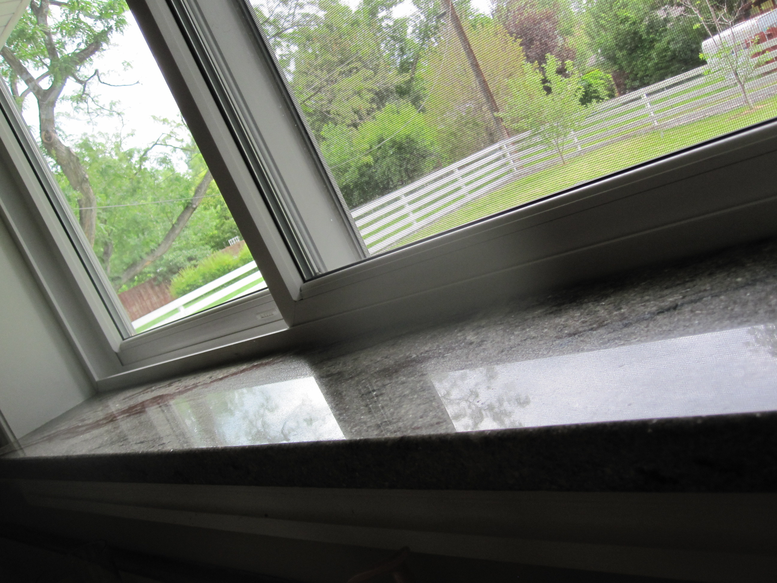Granit Fensterbänke - Praktische Granit Fensterbänke