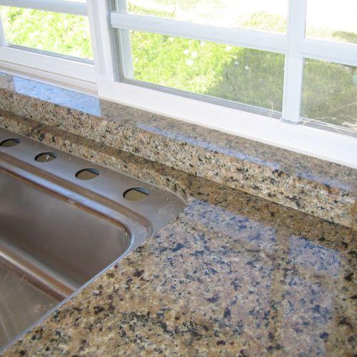 Granit Fensterbänke - Herliche Granit Fensterbänke