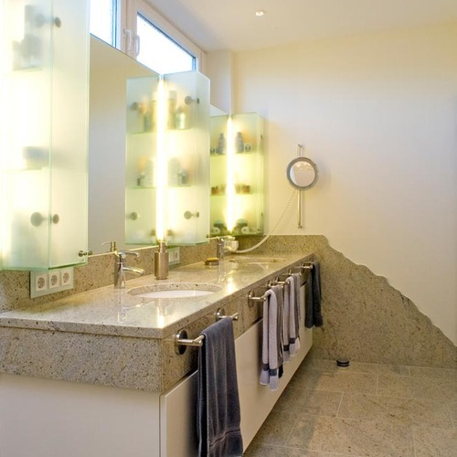 Granit Waschtische - Elegante Granit Waschtische