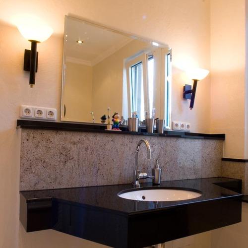 Granit Waschtische - Pflegeleichte Granit Waschtische