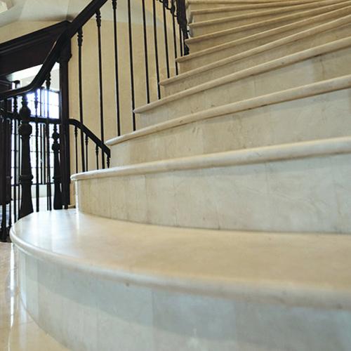 Marmor Treppen - Ideale Marmor Treppen